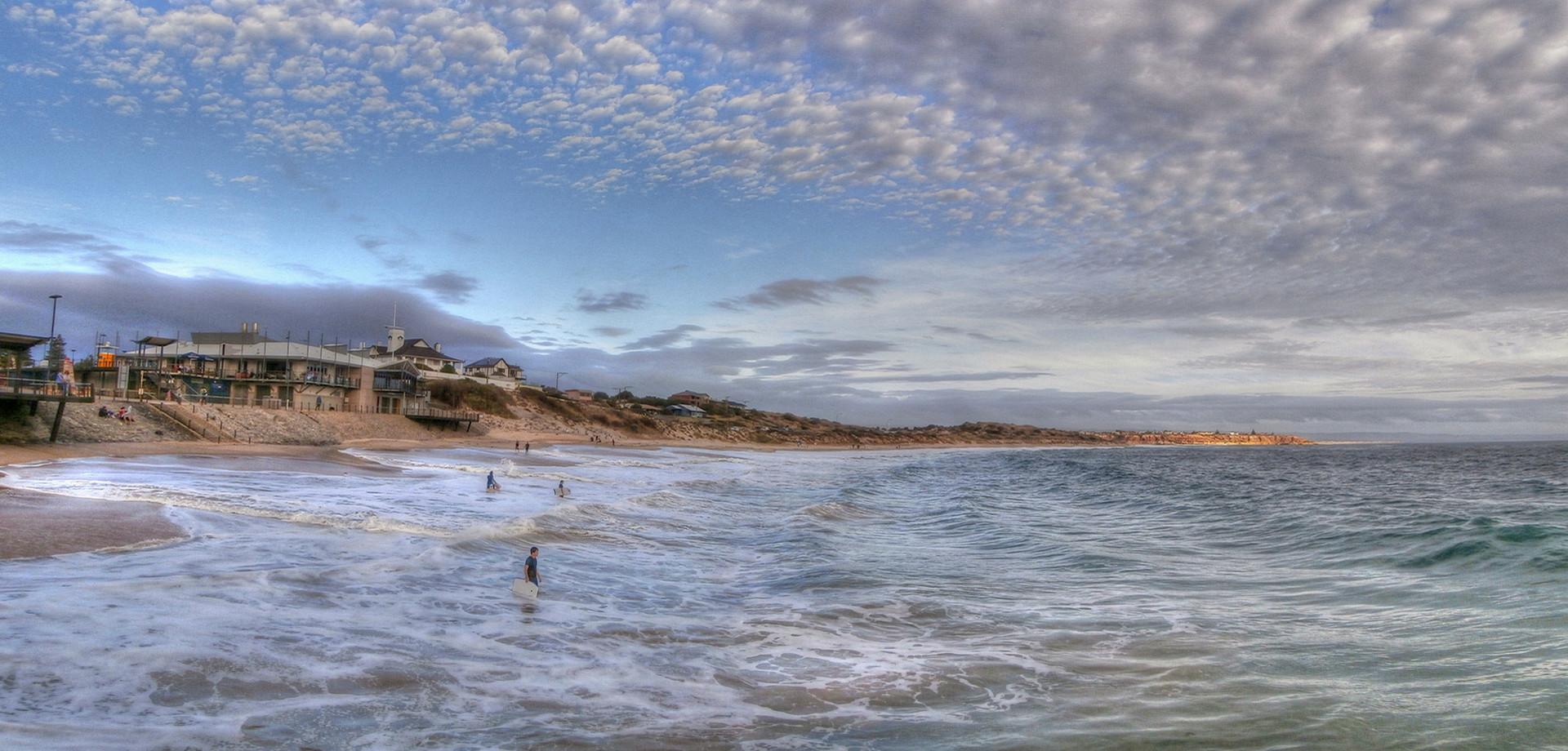 Port Noarlunga SA by Stephen West