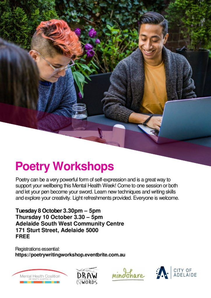 MHW Poetry Workshops