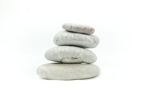 the-stones-stone-on-a-white-background-zen-50604