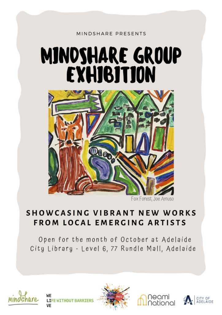 mindshare group exhibition