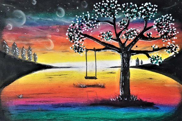 Rainbow-Horizon-by-Mel